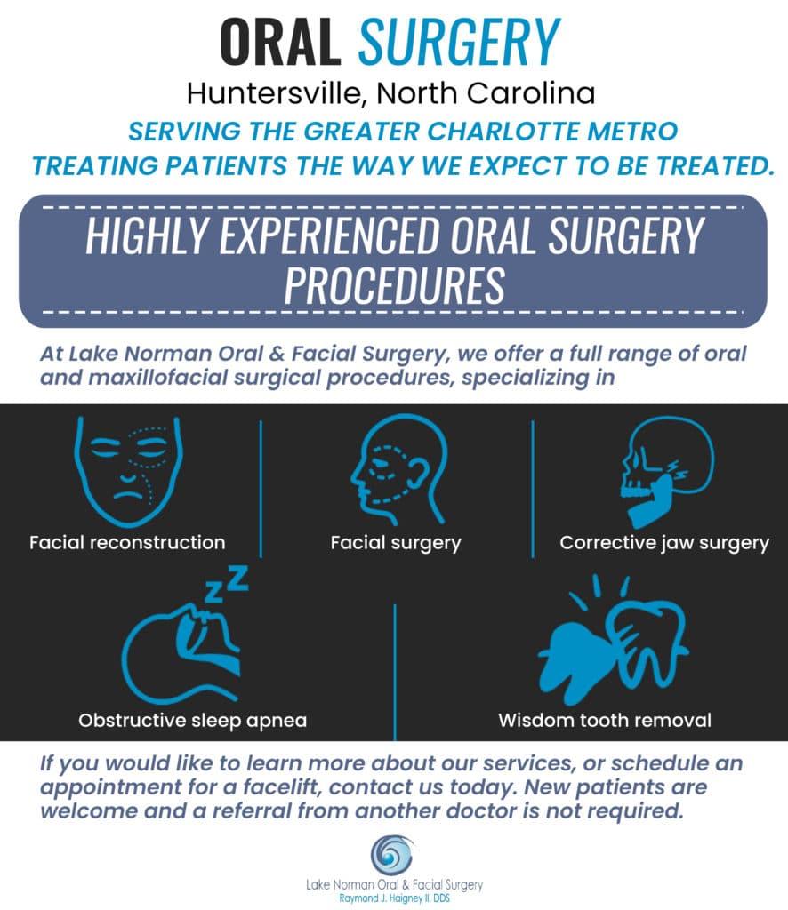 Oral Surgery Huntersville NC